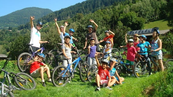 Bike holidays in the Nocky mountains