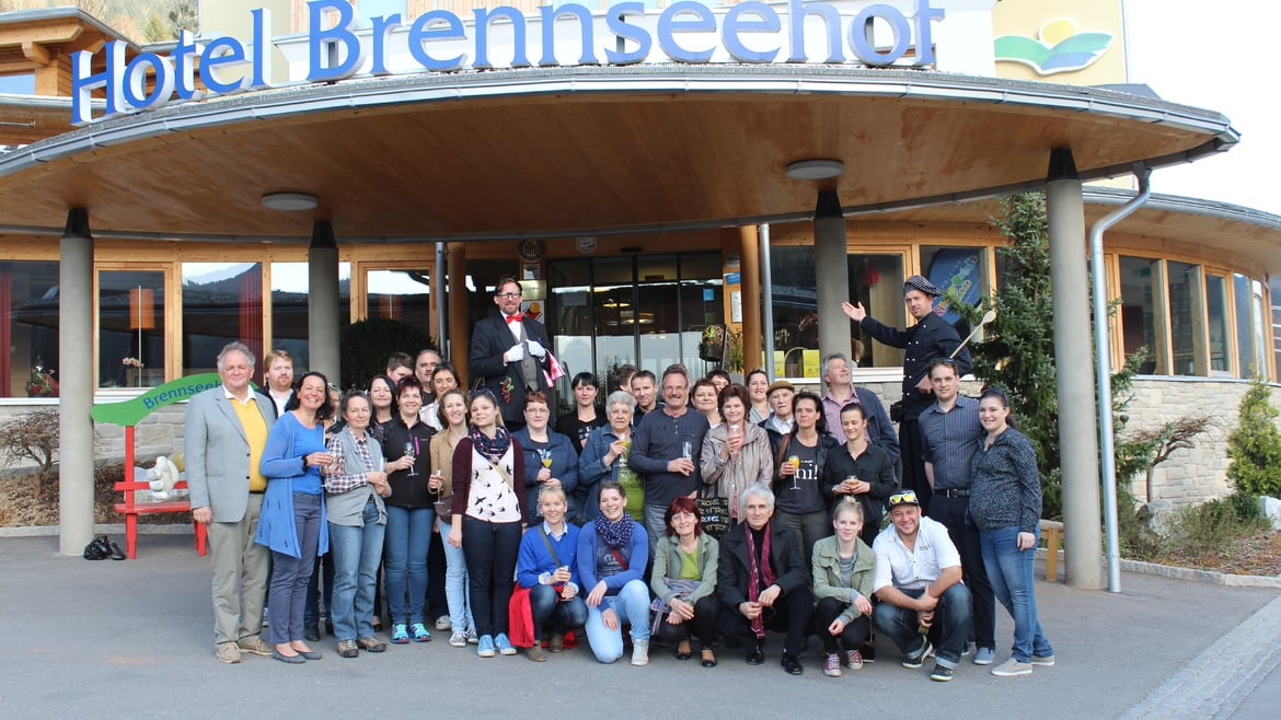 The Brennseehof-team